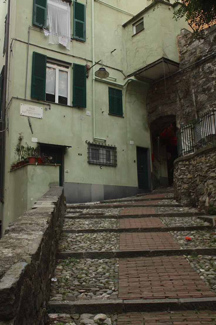 Genova, centro storico