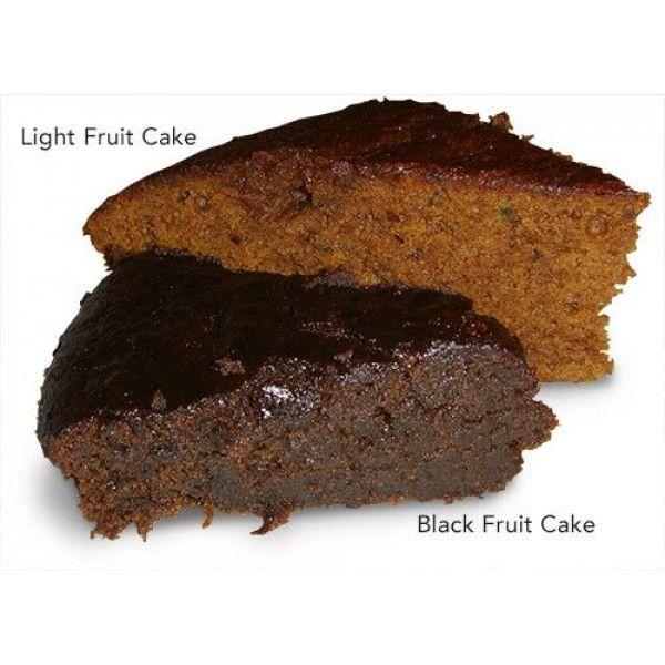 Authentic Christmas Fruit Cake Recipe