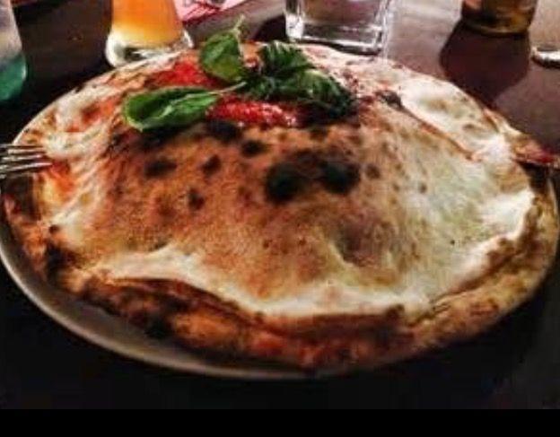 Pizza Vulcano
