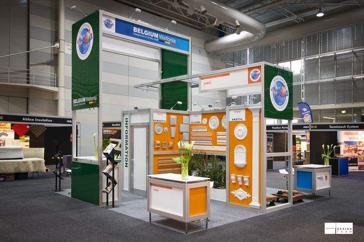 Exhibition Stand Construction Materials : Best government and trade organisations exhibition