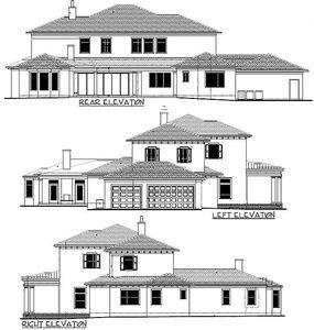 Designer Touches in Mediterranean House Plan - 82076KA thumb - 03
