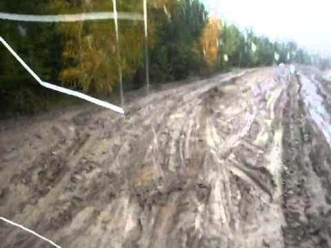 "Transporte Carretero - La mítica ""Carretera de los huesos"" (M56 Kolyma Highway) de Siberia"