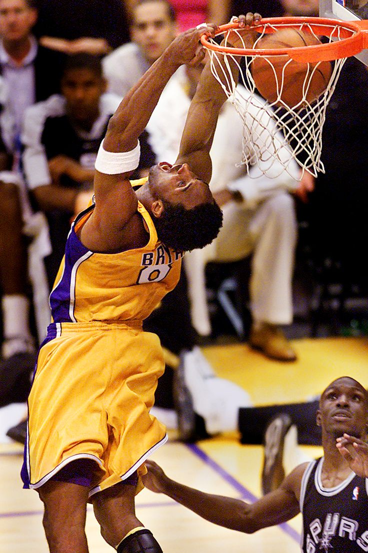 Kobe Bryant's most iconic and memorable photographs