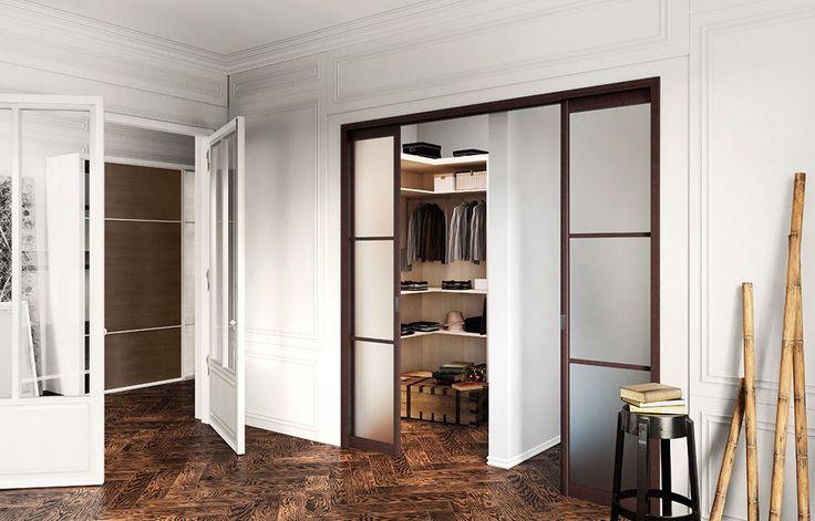 Dressing \ Porte Placard SOGAL  modèle de Portes coulissantes