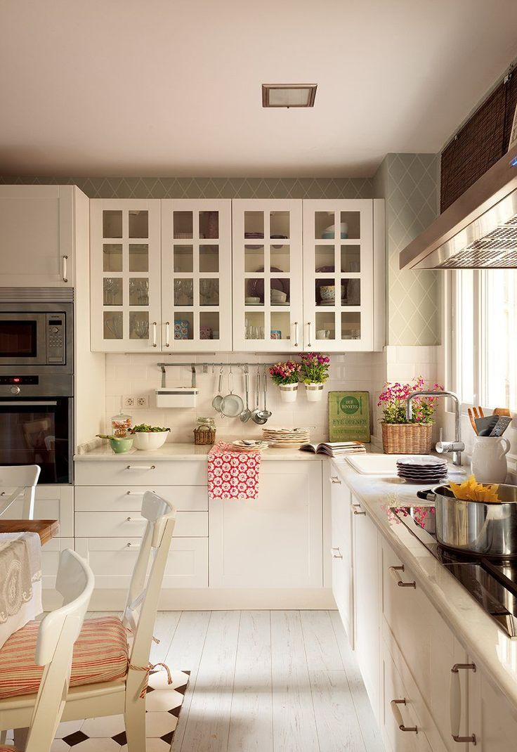 Dream Kitchens White 99 Best Cocinas Images On Pinterest  Kitchen Ideas Dream