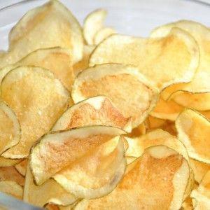Zdrowe chipsy!