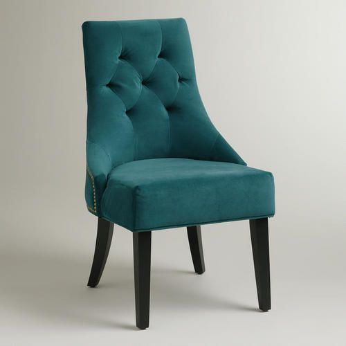 (Like color)    One of my favorite discoveries at WorldMarket.com: Pacific Lydia Dining Chairs, Set of 2