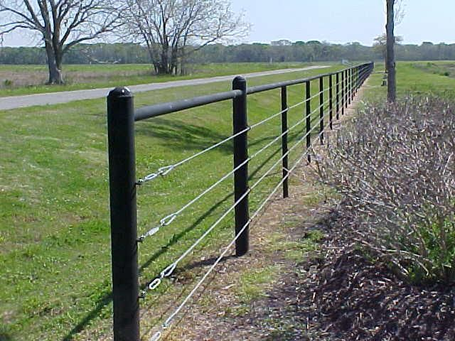 Chain Link Fence Posts Pipe - Aluminum Fences Turnstile Gates