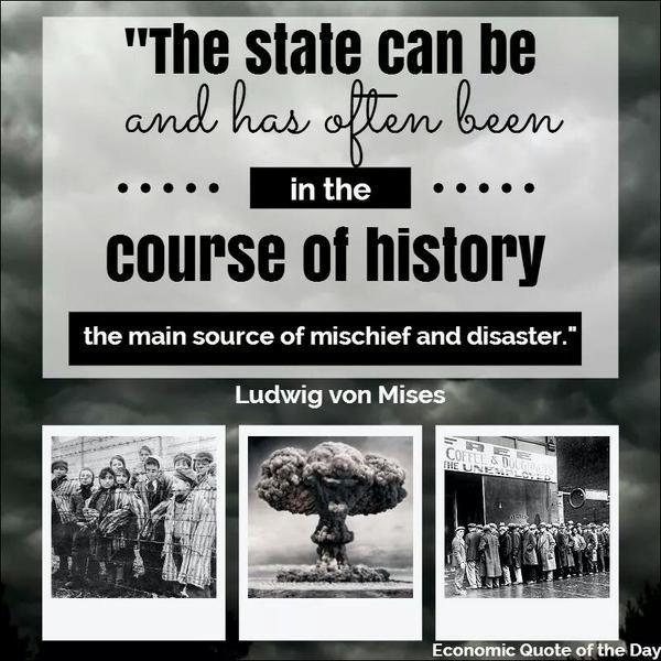 an analysis of ludwig von mises free market defence The ludwig von mises institute is an american think tank  with its zealous defense of everything free market, the von mises institute frequently lapses into bouts of self-parody for.