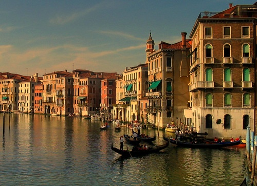 Venice; City on the Water