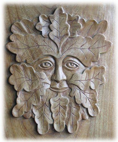 200 Best Green Man Images On Pinterest Concrete Garden Faces Green Man