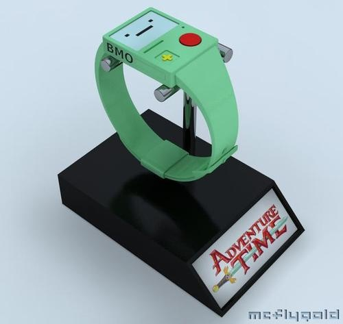 """Not technically a """"toy"""", but still cool. BMO watch from ADVENTURE TIME!Freak Awesome, Bmo Watches, Time Watches, Nerdy Stuff, Adventure Time, Geeky Toys, Adventuretime, Bmo Adventure, Awesome Junk"""