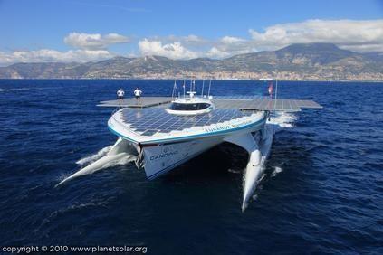 "Solarni brod ""Planetsolar"" završava put oko sveta  http://www.personalmag.rs/opusteno/tehno-nauka/solarni-brod-planetsolar-zavrsava-put-oko-sveta/"