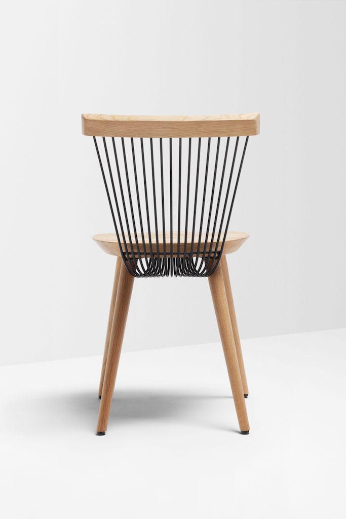 WW CHAIR, UNA SEDIA BELLA COME UNA SCULTURA by H Furniture http://designstreet.it/ww-chair-una-sedia-bella-come-una-scultura/  #designstreetblog