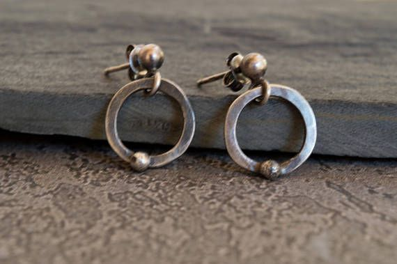 Silver stud earrings Small studs Small stud earrings Small