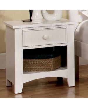 Best Benzara Wooden Night Stand Reviews Furniture Macy S 400 x 300