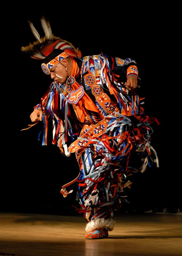 Authentic Native American Tribal Dances Are Something I -3725