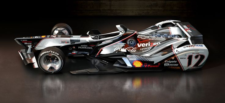 Since They Are Working From A Clean Slate For 2018 The Open Wheel Pit Indycar Needs To Look Futuristic Spectacular Super Fast And Screaming