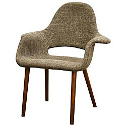 Forza Taupe Twill Mid-Century Style Accent Chairs (Set of 2): Chairs Sets, Mid Century Style, Rocks Chairs, Style Accent, Accent Chairs, Midcentury, Taupe Twill, Forza Taupe, Twill Mid Century