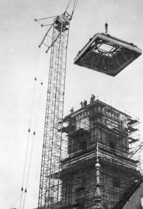 Warsaw Post-War Reconstruction to Present - Page 3 - SkyscraperCity