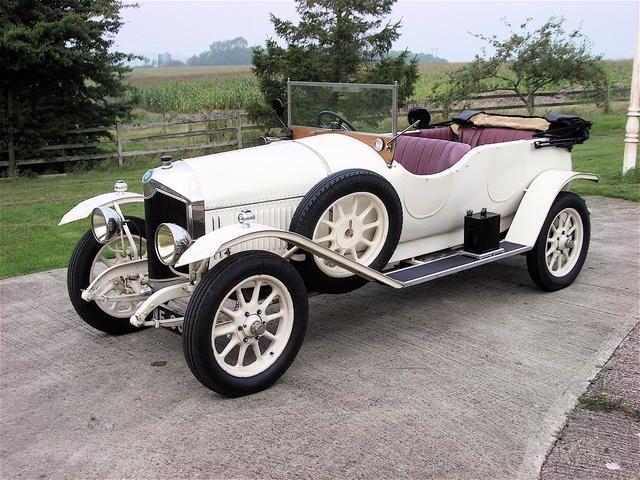 Vintage British Sports Cars For Sale