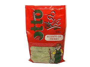Fertilizante sulfato de fierro 1 kilo. - OTTO