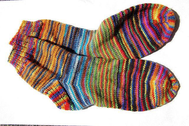 Ravelry: Blender Socks pattern by Heather Sebastian