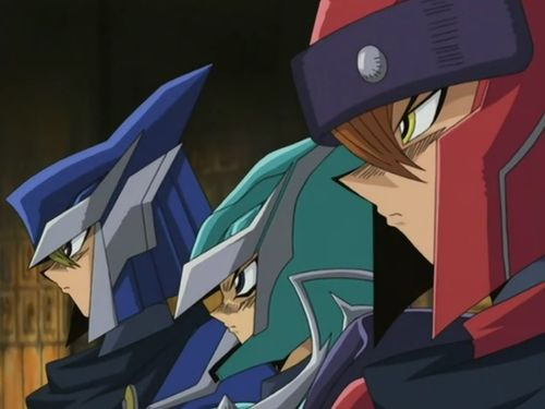 Critias, Timaeus, and Hermos. | Yu-Gi-Oh! | Pinterest | Knight