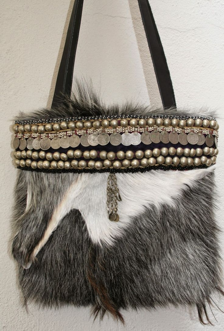 Exclusive BOHO and IBIZA style handmade bags & more by www.fabstyle.nl