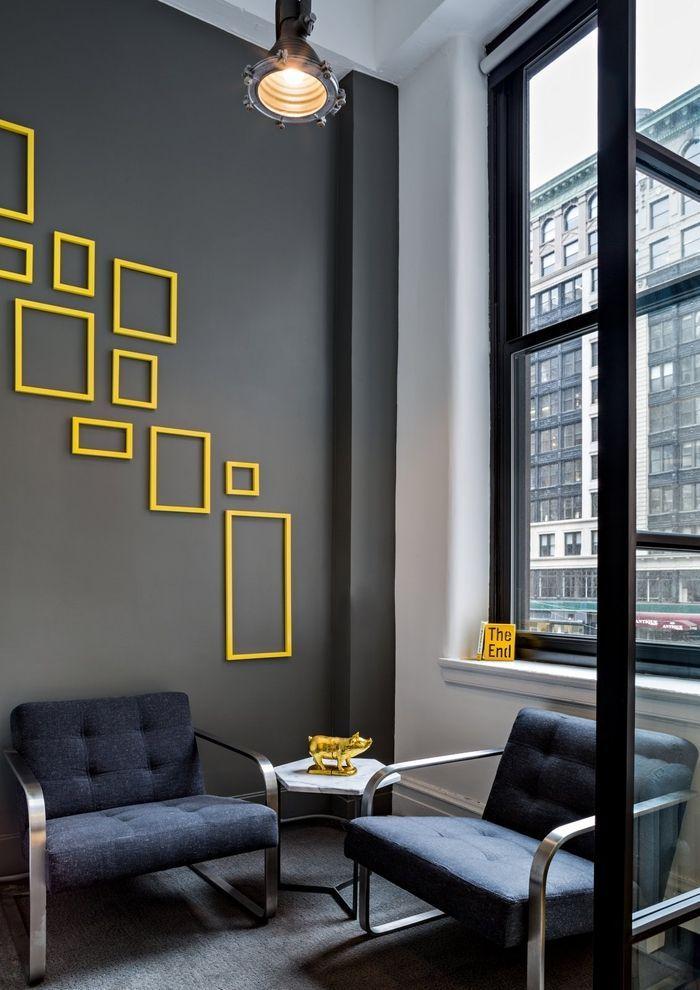 Great Idea For A Diy Artwork Contemporary Home Decor Home Decor Wall Design