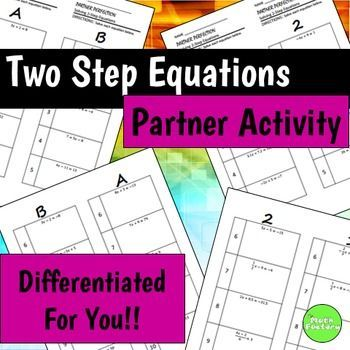 steps to follow in solving and checking math equations Sal lists the steps necessary in order to solve a linear equation describing steps when solving equations that will solve the following equation.