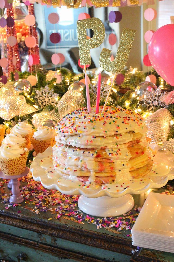 3 Ladies and Their Gent: Parker & Jolie's 2nd Birthday | Pancakes and Pajamas