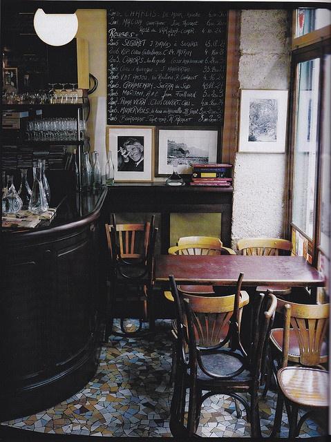 French Cafe Kitchen Decor Ideas: 1000+ Images About Parisian Kitchen Bistro On Pinterest