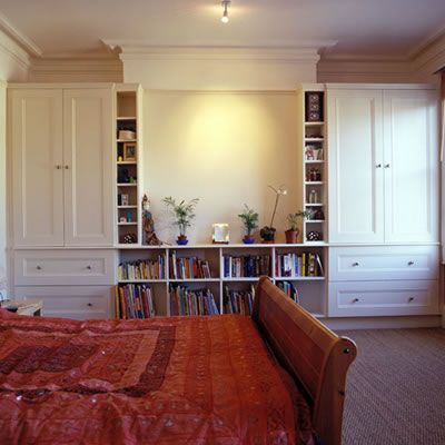making a built in alcove wardrobe - Google Search