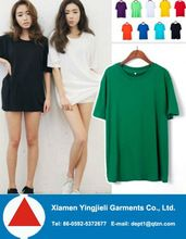 2013 Hotselling Solid Colour Korean Lady Tee/Women best buy follow this link http://shopingayo.space
