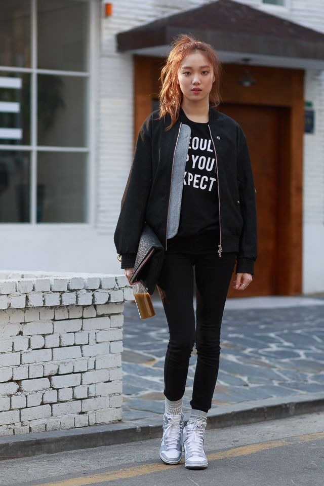 25 Best Ideas About Korean Street Fashion On Pinterest Korean Street Styles Korea Street