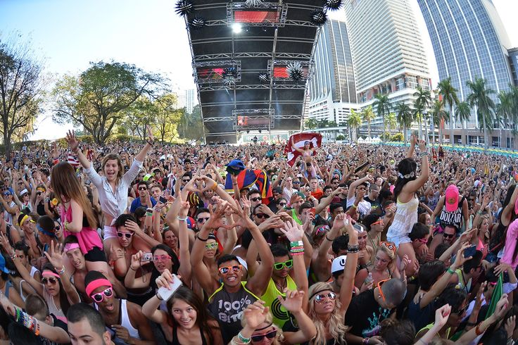 Ultra Music Festival Tips