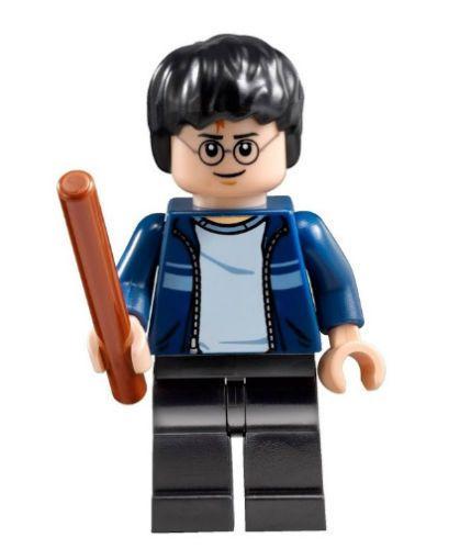 Lego Harry Potter Minifigure Lot of 5 Harry Drako & Professor Snape #Lego