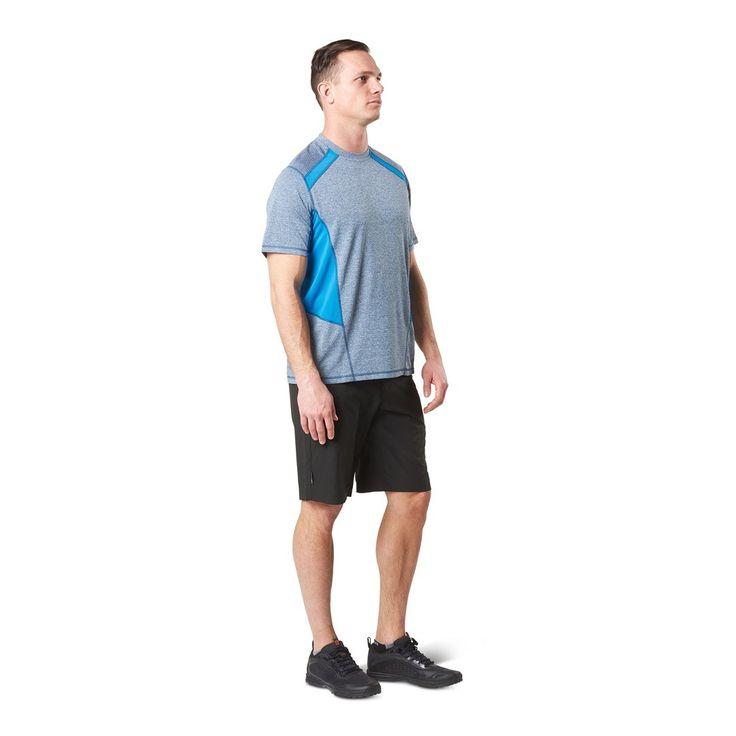 """НОВІ НАДХОДЖЕННЯ: ФУТБОЛКА ТАКТИЧНА ПОТОВІДВІДНА""""5.11 RECONEXERT PERFORMANCE TOP""""  Дизайн і матеріали, з яких зроблена тактична потовідвідна футболка """"5,11 RECON® Exert Performance Top"""" забезпечує максимальний комфорт і міцність під час тренування, як в спортивному залі, так і на стрільбищі. По-перше, дана модель футболки дихає разом з Вами. Спеціальні сітчасті вставки під руками і крій рукава забезпечують неперевершену вентиляцію. Матеріал тактичної футболки - поліестер, що забезпечує…"""
