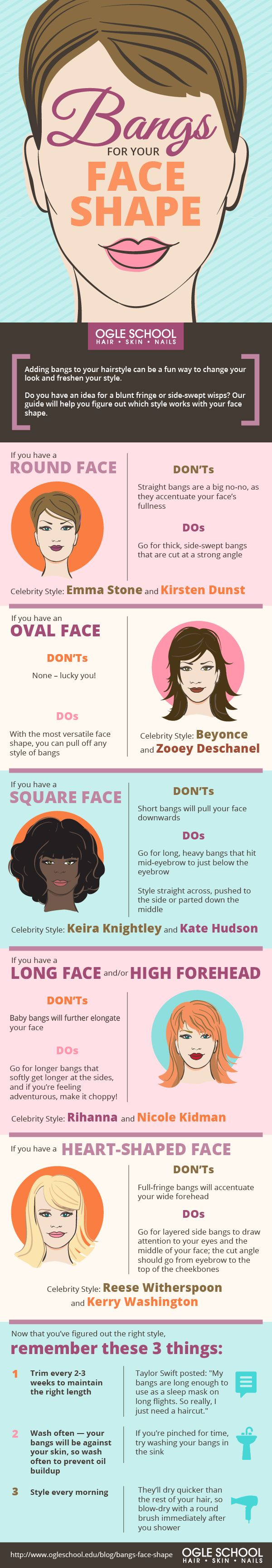 17 Full Fringe Hairstyles Face Shapes To Flaunt This Season