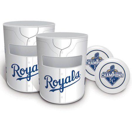 Kansas City Royals Kan Jam Game Set, White