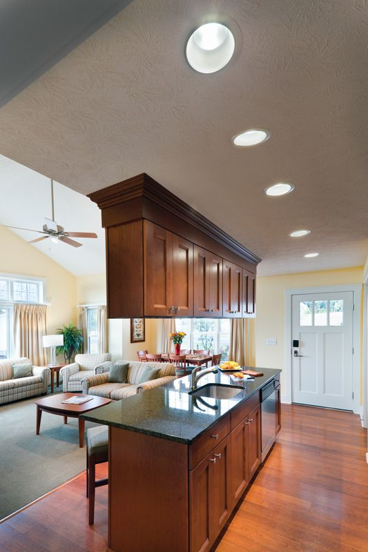 Juno led downlights and pro series led undercabinet fixtures illuminate massanuttens upscale regal vista timeshare