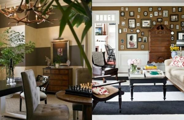 Tips to decorate with brown color | The re-el Secret www.there-elsecret.com
