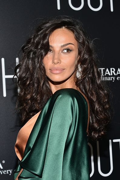 Madalina Ghenea attends the premiere of Fox Searchlight Pictures' 'Youth' at DGA Theater on November 17 2015 in Los Angeles California