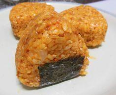 Série receitas práticas e rápidas: samgak kimbap (삼각김밥) – a versão coreana do onigiri