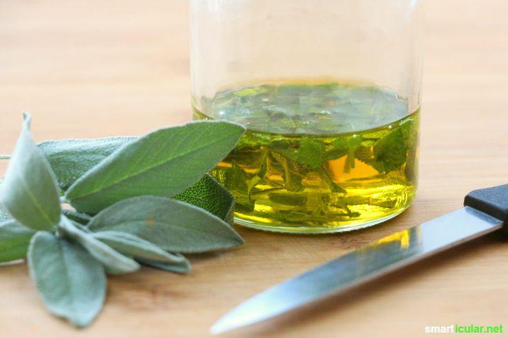 Salbei ernten statt ihn vertrocknen zu lassen: 7 gesunde Rezepte – Martina Schwendemann