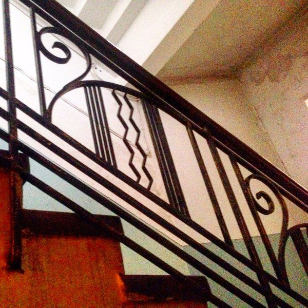 Art Deco Residential: 357 Best Images About ART DECO STAIRS On Pinterest