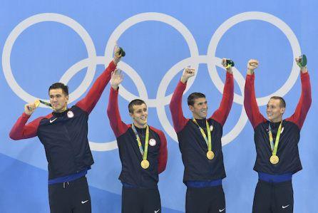 Rio Olympics Swimming Michael Phelps