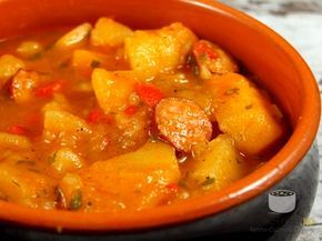 Tocanita de Cartofi- turn out very good...Just like my mom makes it.