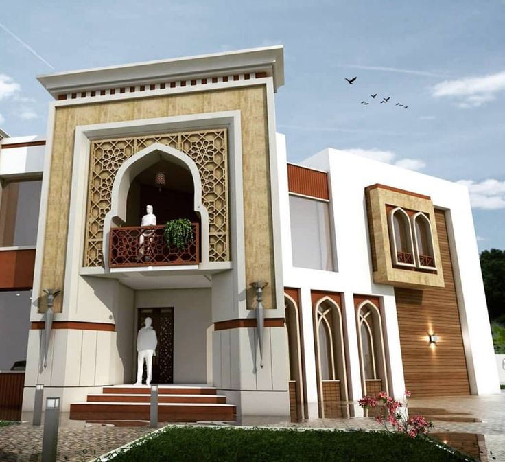 1451 best 3d interrior perspective images on pinterest for Mosque exterior design